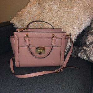 Michael Kors Mauve Pastel Pink Bag